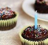 [ Cupcakes Galore ] / Cupcakes, raw and vegan to celebrate that special birthday or occasion the green way!