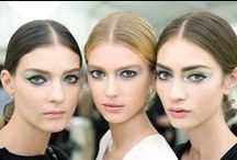 Brow Trends FW S S 2013 / Hot off the #NYFW runways. The latest brow trends as we see them.