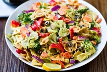 [ Oh My Veggie Pasta ] / Tonight, how about a delicious pasta dish made from wholesome vegetables?