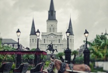 Do you know what it means to miss New Orleans? / by Lauren Samford