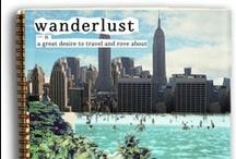 wanderlust / by Brittany Seabaugh