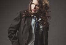 Claudia Meca / model: Claudia Meca (One models) makeup: Suzana Hirzoiu hair: Tina