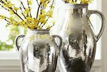 Home Accessories / Pillows, flowers, figures / by Judy Pierorazio