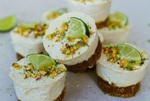 [ Cakes, Tarts & Pies RAW ] / Raw and vegan sweets. Especially cake!