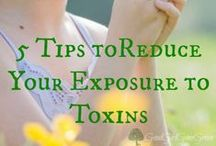 [ Non-Toxic Living ] / All things non-toxic everyone in the house!
