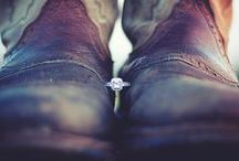 Country Wedding Inspiration / by Candid Apple Photography & Design