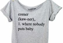 Literary Clothing / by Danielle LaScala