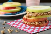 Quick & Healthy Breakfast / Quick breakfast ideas to get you out the door energized! / by WHO-HD 13
