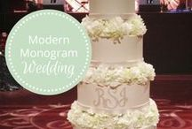 Modern Monogram Wedding designed by Fête Nashville / Music City Exec and his sweetheart celebrate nuptials amid endless bottles of champagne at Nashville's breathtaking Schermerhorn Symphony Center.  Vision: luxury wedding incorporating her Louisiana roots and his love of music (and Patrón).  Colors: champagne, pewter, ivory, white, lots of sparkle and pops of dark purple hydrangea & rosesDesign element: custom monogram used throughout  First Dance: At Last, Etta James / by Fête Nashville {Sara Fried}