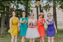 témoins, evjf / bridesmaid
