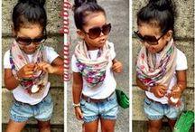 Little Girls Fashion