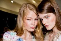Brow Trends FW S S 2015 / The latest brow trends from New York Fashion Week : Spring Summer '15.
