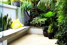 Extérieur / Outdoor spaces for the home
