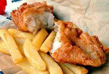 "Fishy Recipes / A healthy plate of Fish / by Teresa ""B"""
