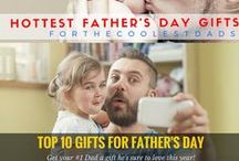 Fathers Day Gifts Ideas / Father's Day is around the corner and what better place then to get gifts for dad ideas then checking out this awesome gift board. Keeping budget in mind we have done our best to curate gifts close to one hundred dollars and under that your dad might like. Gifts like Mens Color Socks, grooming products, some cool DIY items, and latest trending products that could be showcased in any man cave.   List all the coolest gifts you want to give your Father for under $50 buck.