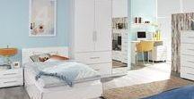 Babyzimmer | Jugendzimmer / Bist du auf der Suche nach einem schönen Baby- oder Jugendzimmer? Lass dich von unseren Möbel Serien inspirieren.