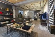 R-E x IWM: Pop Up Shop, London / Realm & Empire joined forces with national institution Imperial War Museums (IWM) to launch our first retail venture, a pop up store on 5 Earlham Street, Seven Dials, London during AW15.