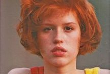 1980s Molly Ringwald / Molly Ringwald in the 80s. #LiveLife80s