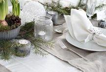 Tischlein deck dich / Inspirationen für einen schönen gedeckten Tisch.