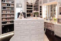 Closet Goals / #closet #closetgoals #walkincloset