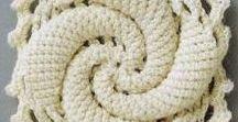 Вязание: интересные идеи. Crochet: interesting ideas. / Необычные способы вязания, интересные приёмы, мастер-классы, описания. Unusual ways of crochet, interesting techniques, master-classes, description.