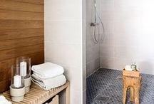 Ideoita kylpyhuoneeseen