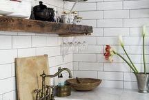 Kitchen from dream... Inspiration & Interesting solutions / Praktyczne i ciekawe pomysły  do każdej kuchni. Adaptacje małych przestrzeni.   Wyposażenie kuchni ułatwiające codzienne użytkowanie.  #kuchnia # dekoracje  #adaptacje #kreatywne #pomysły #inspiracje