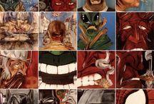 Obrazy i komiksy