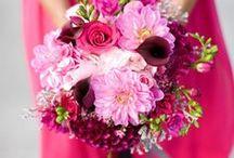Hochzeit in Pink / pink wedding