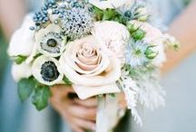 Hochzeit in Blau / blue wedding