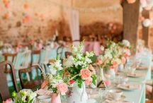 Vintage Sommer Hochzeit / vintage summer wedding