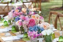Tischdeko / wedding table deko