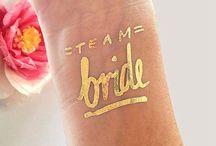 Junggesellenabschied Braut / bridal shower