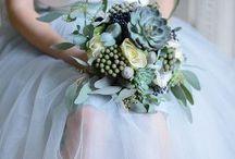 Hochzeit mit Succulenten