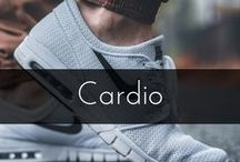 Cardio / Get the heart racing with these cardio workouts.