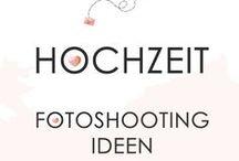 Hochzeit Fotoshooting Ideen / Auf der Suche nach Ideen für euer Fotoshooting? Auf meinem Board sammel ich Ideen rund um Outdoor oder Indoor Fotoshootings für eure Hochzeit!