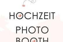 Photobooth / Du sucht orignelle Ideen für den Photobooth auf deiner Hochzeit oder deiner Feier? Hier bei Herzpost wirst du fündig!
