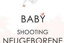 Baby Shooting Neugeborene / Du suchst Ideen für das Baby Shooting von deinem Neugeborenen? Hier auf meinem Board sammel ich alle möglichen Ideen dazu!