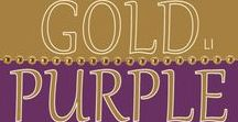 • BICOLOR | gold & purple • / ♡ please don't copy ♡ thank you for following me ♡