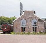 // Centraal Ketelhuis / Trouwen in één van de meest industriële trouwlocaties van midden Nederland.