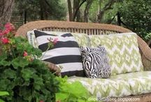 Outdoor Decor / by Penny Thompson