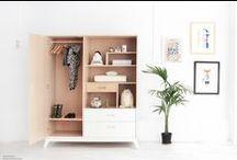 Children's Bedrooms / Inspirational interior ideas for your kids' bedroom and nursery!