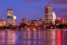Boston Scenic Places