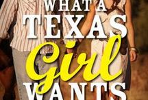 What a Texas Girl Wants - Behind the Book