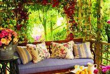 gardening/homdecor / by Delmi Dickinson
