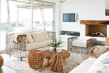Coastal Style / Cool, contemporary ideas to help bring a bit of the coast home! / by Nordic House