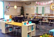 Classroom Decor / Ideas for classroom decor.