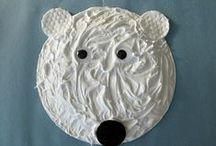 Arctic Animals / Arctic animal ideas for the primary classroom