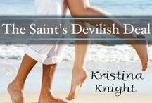 The Saint's Devilish Deal - Behind the Book