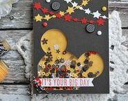 {Q&C} Disney Dreamin / DIY inspiration, scrapbook layouts, handmade cards that revolve around the love of Mickey Mouse, Disney, and Walt Disney World.